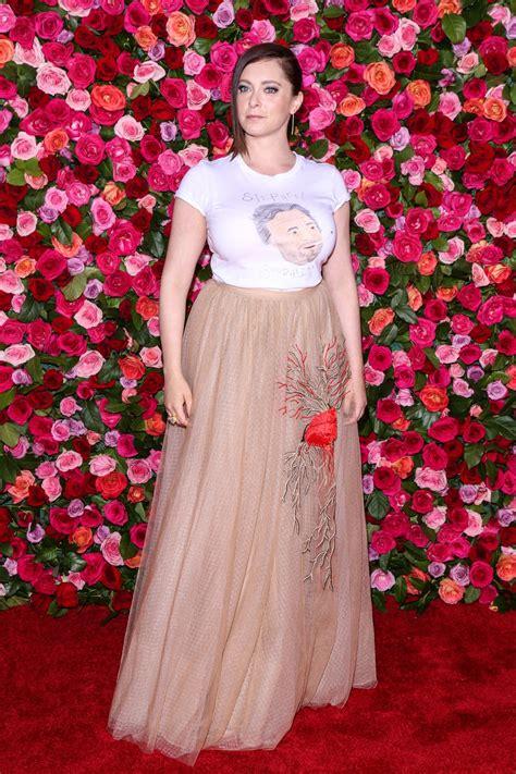 rachel bloom tony rachel bloom 2018 tony awards in nyc
