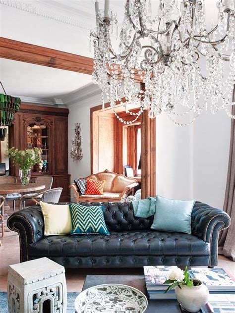 chesterfield living room home trend the chesterfield sofa erika brechtel