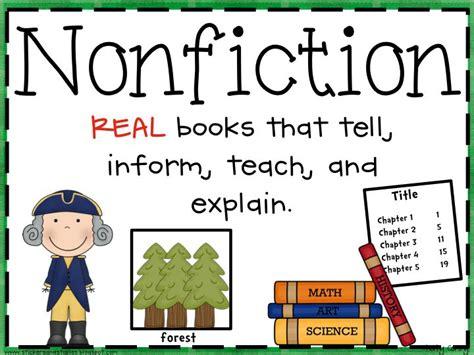 picture books definition best 25 fiction vs nonfiction ideas on