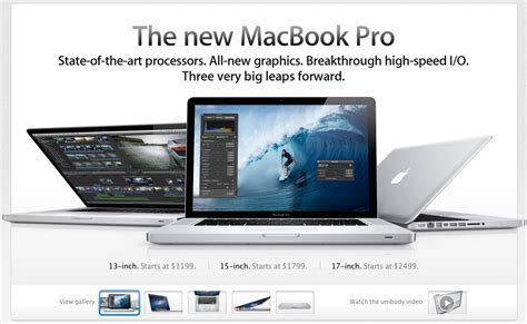 Apple Launch New Powerful Macbook Pro Thanks To Intel 2 Duo Chips by Refreshed Macbook Pro Lineup Leaked Softpedia
