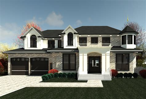 India House Burlington by Indian Valley Trail Mississauga New Custom House By Lima