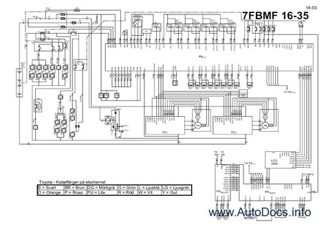 toyota electrical wiring diagram pdf efcaviation
