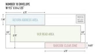 envelope letter size