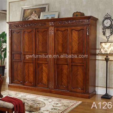 antique solid teak wood wardrobe buy antique solid teak