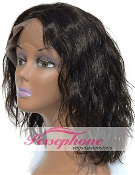 human hair wigs with scalp part down middle curly top 14 best short human hair lace front wigs