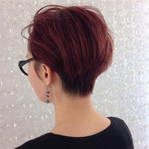 short layered wedge hairstyles 20 wonderful wedge haircuts