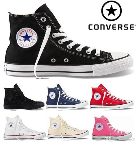 Sneakers Canvas Casual Original Distro Branded 1 original converse chuck tay lor all shoes for