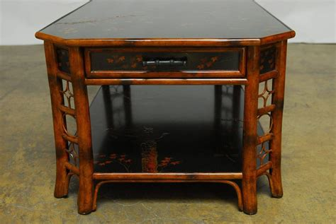 theodore indochine bamboo coffee table at 1stdibs