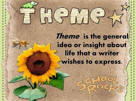 theme list for 4th graders unit 4 5 poetry mrs warner s 4th grade classroom