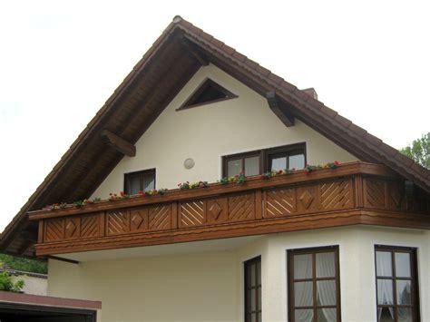 Balkon Holz by Innovation Center Bau Holz Balkone