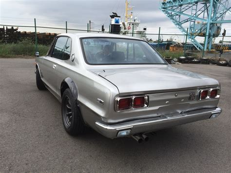 nissan hakosuka for sale skyline coupe gt hakosuka kgc10 for sale haksouka kgc10 gt