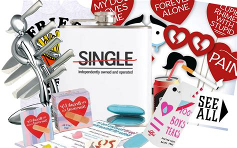 valentines gifts for single friends anti s day gifts 6 presents your single
