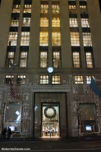holiday lights and movie sites nyc s holiday lights and movie sites luxe adventure traveler
