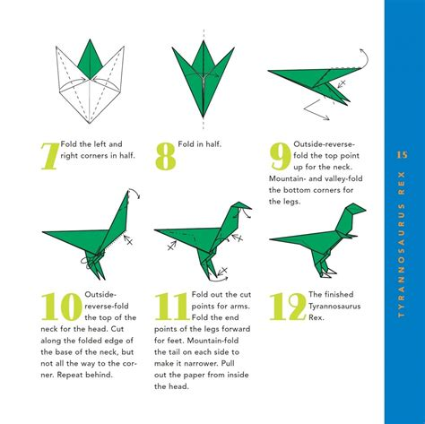 Origami Dinosaur For - attractive dinosaur origami for