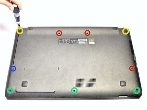 Asus Laptop F555l Drivers asus x551ca cmos battery replacement ifixit