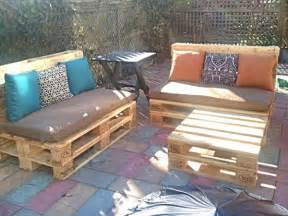 How To Make Patio Furniture With Pallets by Diy Pallet Projects 50 Pallet Outdoor Furniture Ideas