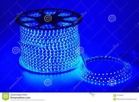 Dã Coration Led Blue Light Led Belt Led Home Decoration Floral