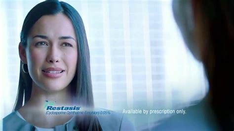 restasis tv commercial treat  disease ispottv