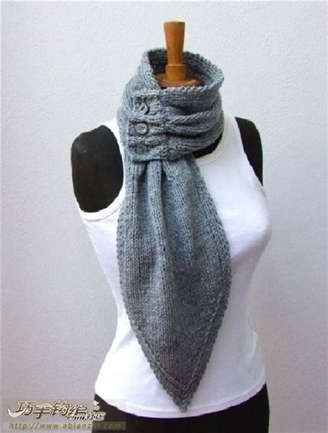 unique craft ideas for unique scarves ideas for knitting patterns crafts