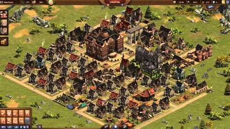 r city age forge of empires recensione trailer e gameplay mmorpg