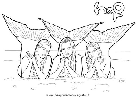 mermaids coloring book an aquatic adventure books free coloring pages of h2o mako island