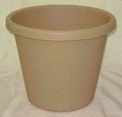 14 Inch Flower Pots Akro Mils Classic Flower Pot 14 Inch Pack Of 12