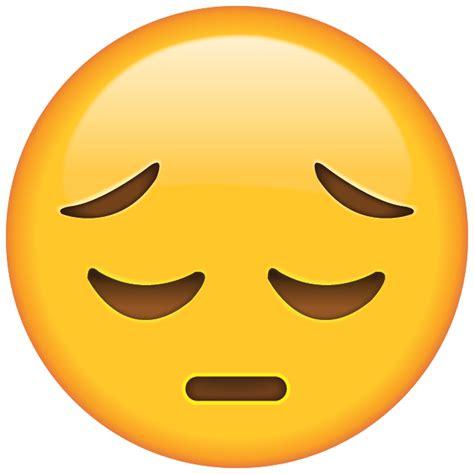 emoji sad face sad emoji