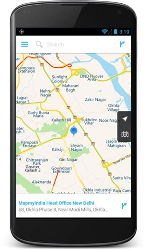 maps mobile mapmyindia maps for mobile
