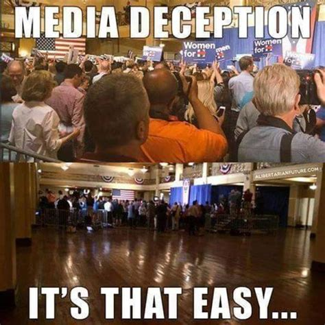 Meme Media - liberal media bias perfectly captured in one epic meme