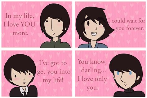 the beatles valentines 22 best images about beatles valentines on