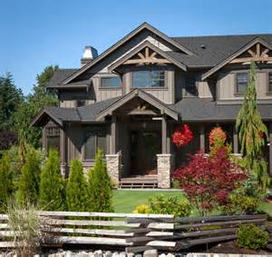 northwest home design inc west coast craftsman
