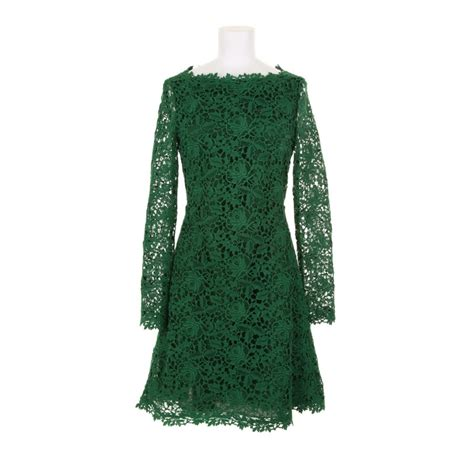 Lace Dress Green green lace dress dressed up
