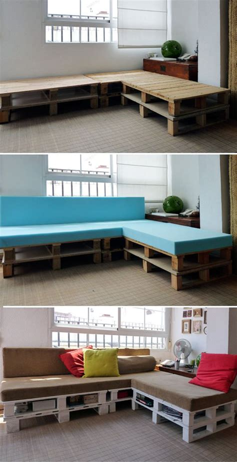 couch from wooden pallets 21 ways of turning pallets into unique pieces of furniture
