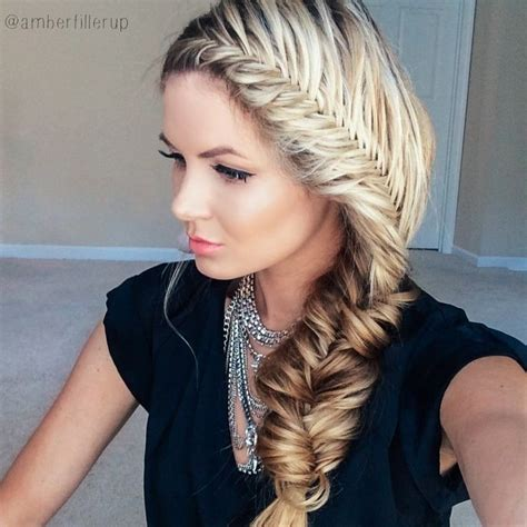 top 10 fishtail braid hairstyles to inspire you fish tail top 21 fishtail braid hairstyles you ll love