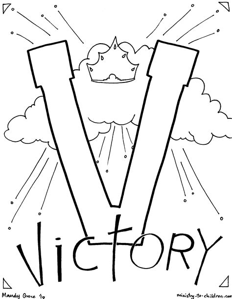 V Is For Coloring Page by Letter V Coloring Pages Printable For To Print Free
