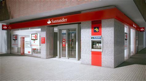 sucursal banco santander oficinas centro banco santander volteo