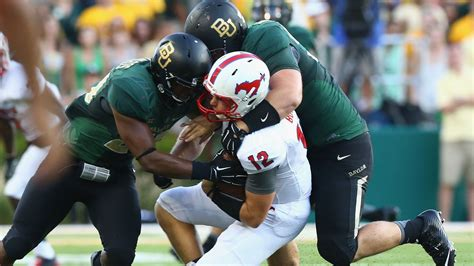 Mba Baylor Football Score by Smu Vs Baylor Score 3 Things We Learned From The