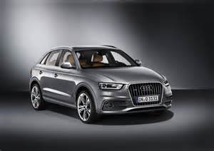 Audi Q3 Pictures 2012 Audi Q3 Officially Unveiled Ahead Of Shanghai Debut
