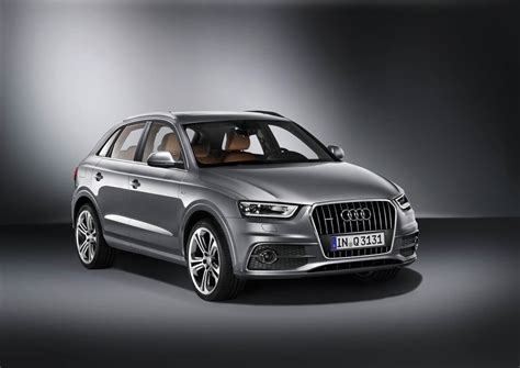 2012 audi q3 officially unveiled ahead of shanghai debut