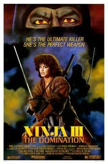 film ninja francais ninja iii the domination wikipedia