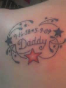 dad tattoo memory to my dad tattoo tattoo for dad