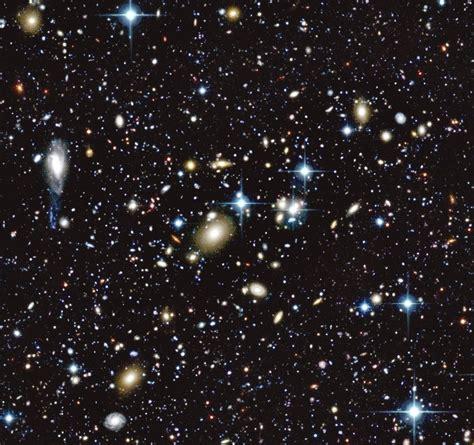 pattern universe canada france hawaii telescope legacy survey reveals dark