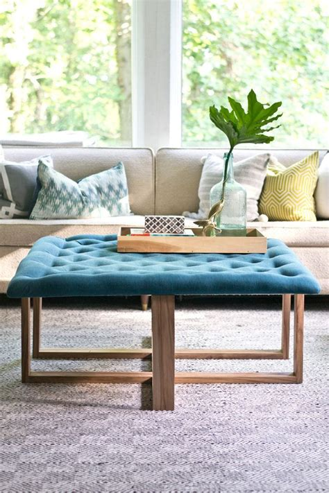 Tufted Ottoman Coffee Table Diy Best 20 Tufted Ottoman Coffee Table Ideas On Upholstered Ottoman Coffee Table