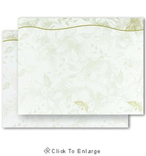 Tri Fold Brochure Paper Stock - preprinted tri fold brochure paper stock