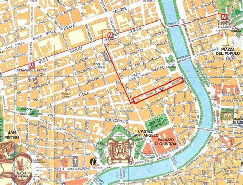 printable street map rome city centre rome city tourist map rome mappery