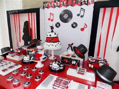 michael jackson themed birthday party michael jackson birthday party ideas michael jackson