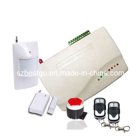 china stable wireless home gsm alarm system burglar