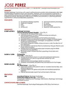 examples of ultrasound resume 2