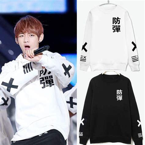 Kaos Exo Boy Clothing kpop idol wearing hba k pop amino
