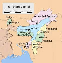 east states map road map of northeast united states